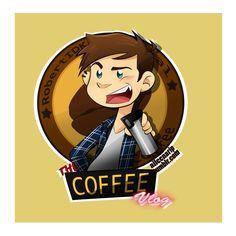 COFFEE VLOG!! // RobertIDK by xOtakuStarx on DeviantArt