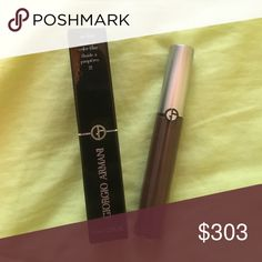 Giorgio Armani Eye Tint Shade is 21 (Fur Smoke). Never used, comes in box. Swatch photo is from Temptalia. These retail for $39 at Sephora. Make me an offer ☺️ Giorgio Armani Makeup Eyeshadow