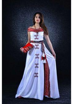 "Robe ""Kabyle Moderne"" Plus"