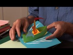 Pop-Up Tutorial 14 - The Box - YouTube