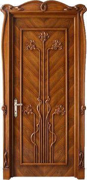 Traditional Versailles Interior Doors - Made in Italy - traditional - windows and doors - miami - EVAA International, Inc.