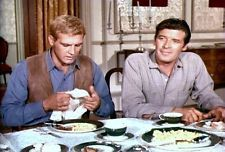 PETER BRECK LEE MAJORS THE BIG VALLEY COLOR 4X6 PHOTO #BV217