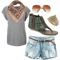 Comfy and Casual