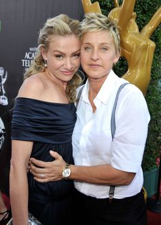 ellen and portia length of relationship