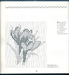 Solo Patrones Punto Cruz (pág. 306)   Aprender manualidades es facilisimo.com