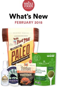 February new product