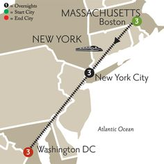 BOS-NYC-WDC Independent Vacation Packages - Monograms® Travel