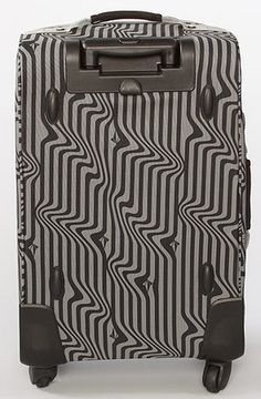 Volcom Women's The Psychedelic Stone Carry On Roller Luggage, Bags (Handbags/Totes)