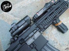 WE HK416 GBB