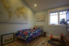 Kid's bedroom.