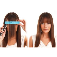 Trim Your Hair with CreaClip