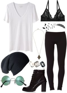 Perfect basic outfit | style inspiration