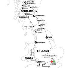 Amazing Britain   Grand European Travel