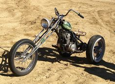 Good old Trike !