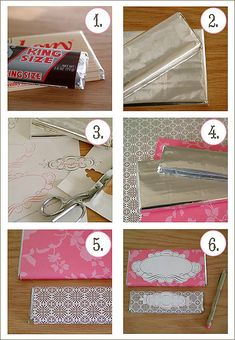 DIY Chocolate Wrappers