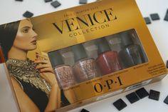 OPI Venice Collection | Vorstellung