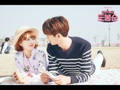 [Puppy couple] Park Bo Young admits she has had her eye on Park Hyung Sik for a long time