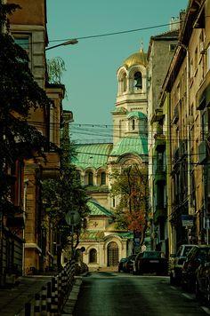 Sofia, Bulgaria (by leggeron)