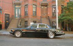 1985 Jaguar XJ6 - The make of car used in The Equalizer ~ NOTIUN