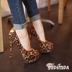 Sapato Oncinha Luxe