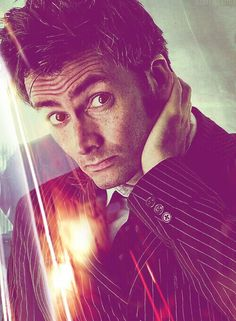 The 10th Doctor Who - David Tennent