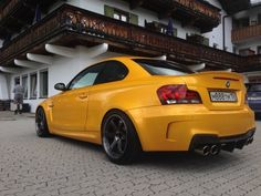BMW 1 series Coupe 140i V8