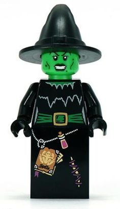 Minifigures Serie 2 - Witch