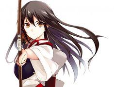 Tags: Anime, Arrow, Bow (weapon), Archery, Kantai Collection, Akagi (Kantai Collection), Pixiv Id 9817470