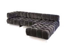 """Deep Tufted"" Modular Sofa, designed by Harvey Probber - Google Search"