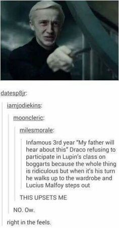 I tried not to delve too deep into the Harry Potter fandom but oh my WORD the FEEEEELS