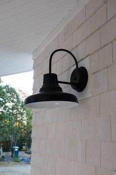 Classic Barn Lighting for a Modern Farmhouse Home in Maine   Blog   BarnLightElectric.com