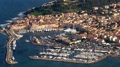 Le port Que notre village est petit !!!
