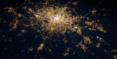 Image taken by ESA astronaut André Kuipers from the International Space Station. Kuipers used the Nightpod to capture this image in 2012 (the year that London hosted the Summer Olympics). The Nightpod  tracks the movement of Earth as it basses beneath the ISS  at 28,800 km/h, and it is designed to keep any desired target fixed in the middle of the viewfinder. Standard cameras fixed to Nightpod can use longer exposure times, this enables the astronauts to take sharper pictures of cities at…