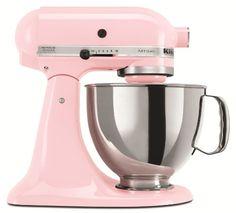 KitchenAid KSM150PSPK Artisan Series 5-Qt. Stand Mixer with Pouring Shield - Pink KitchenAid http://www.amazon.com/dp/B001334TVO/ref=cm_sw_r_pi_dp_qz-bxb01DQJCJ