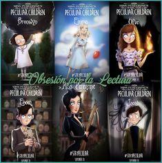 Reseña: El hogar de Miss Peregrine para niños peculiares - Ransom Riggs