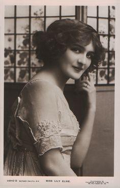 miss lily elsie, circa 1910 (summertime75.wordpress.com)