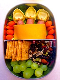 How to Assemble Fun Lunch Boxes for Picky Eaters Recipe @snapguide