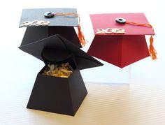 Cricut Graduation Cap Gift Box.TBBM2 Cartridge.  *