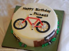 Bicycle Birthday