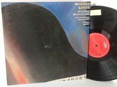 RAMSEY LEWIS classic encounter, CBS 460818 1 - JAZZ, BLUES, Jazz-rock-prog, nearly jazz and nearly blues!