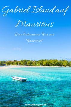 Eine Katamaran Tour zur Trauminsel Gabriel Island auf Mauritius gehört zu den beliebtesten Ausflügen auf der Insel. In meinem Erfahrungsbericht lest ihr, was euch bei so einer Tour erwartet.
