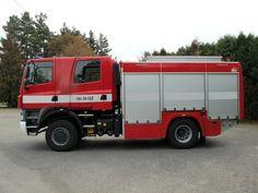 European Countries, Fire Trucks, Czech Republic, Phoenix, Firefighter, Emergency Vehicles, Bohemia, Fire Apparatus