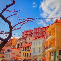 Arachova Greece. #livetravelchannel Photo by: @bkell86 by travelchannel