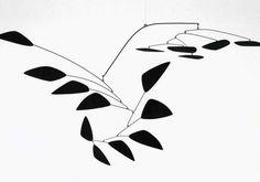 Alexander Calder  'Mobile (Arc of Petals)'  1941