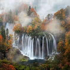 Photo by Tobias Richter Plitvice National Park Croatia""