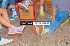 [#빅톤] VICTON 3rd MINI ALBUM 2017.08.23 12:00  #VICTON #3rd_MINI_ALBUM #8월23일 https://t.co/22GLAbfzVQ