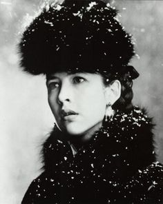 """Sophie Marceau as Anna Karenina""""I think … if it is true that there are as many minds as there are heads, then there are as many kinds of love as there are hearts."""" - Anna Karenina1997Costume design byMaurizio MillenottiFilmed on location in Russia"""