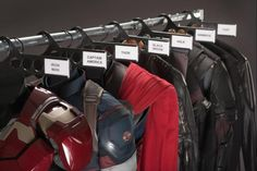 Need some clothes? Check out the #Avengers wardrobe!