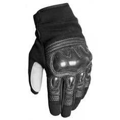 Cow hide aniline Leather,  Double Protection at using part.  Leather Piping & Carbon Kevlar with Rubber Padding Protection back. Elastic & Adjustable Velcro Strap on wrist. Light Weight Fleece Lining. We manufacture motorcross gloves, motorcycle gloves, leather motorcycle gloves, leather motorcross gloves  bike gloves with cowhide leather material.