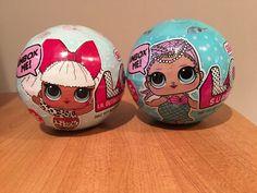 LOT 5 Pcs ICE CREAM Original Fit for LOL Surprise Dolls hairgoals toys